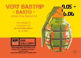 Pixcel Gallery solo show 2017 Geneva (CH)