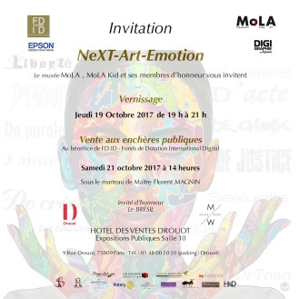 MoLA x Drouot 2017 (FR)