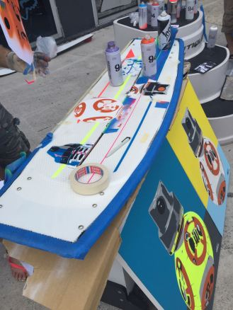 Basto x Byerly Boards X Miami Nautique International 2016 (USA)