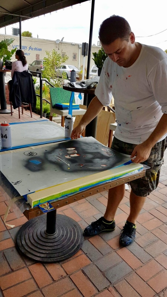basto-live-painting-winwood-cafe-and-gallery-2016