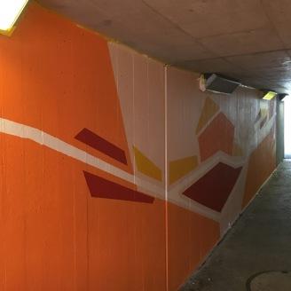 CFF Tunnel-4 participative project in Satigny Geneva 2016 (CH)