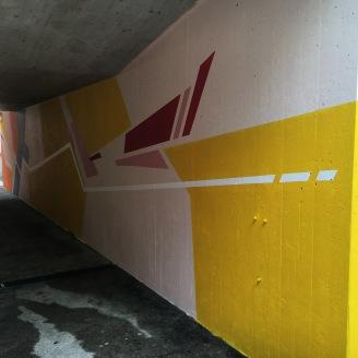 CFF Tunnel-5 participative project in Satigny Geneva 2016 (CH)