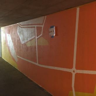 CFF Tunnel-6 participative project in Satigny Geneva 2016 (CH)