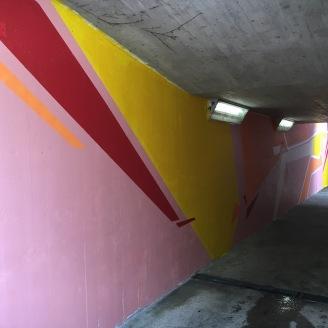 CFF Tunnel-7 participative project in Satigny Geneva 2016 (CH)