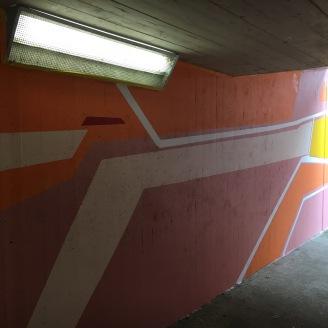 CFF Tunnel-9 participative project in Satigny Geneva 2016 (CH)