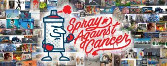 Basto x Spray Against Cancer Andenne 2017 (BE)