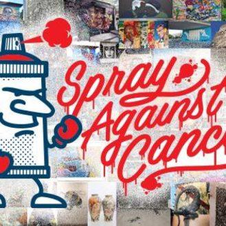Basto x Spray Against Cancer Andenne 2017 (BE)