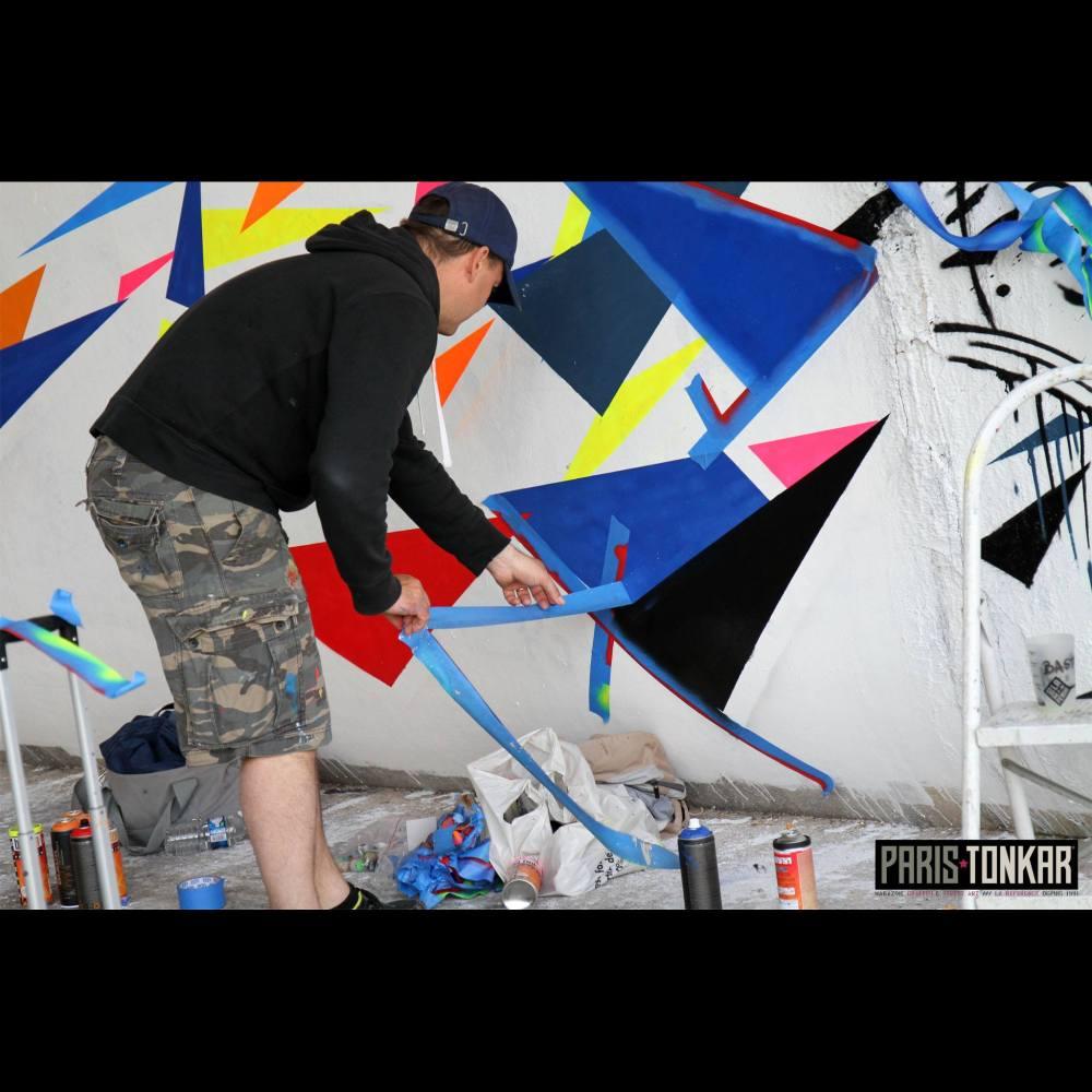 Live painting Basto 3 FESTIWALL 2016