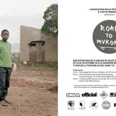 FLYER ROAD TO MUKONO Paris 2015 (FR)
