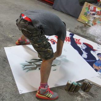 Basto Live painting Drouot 21102017 4-7