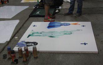 Basto Live painting Drouot 21102017 5-7