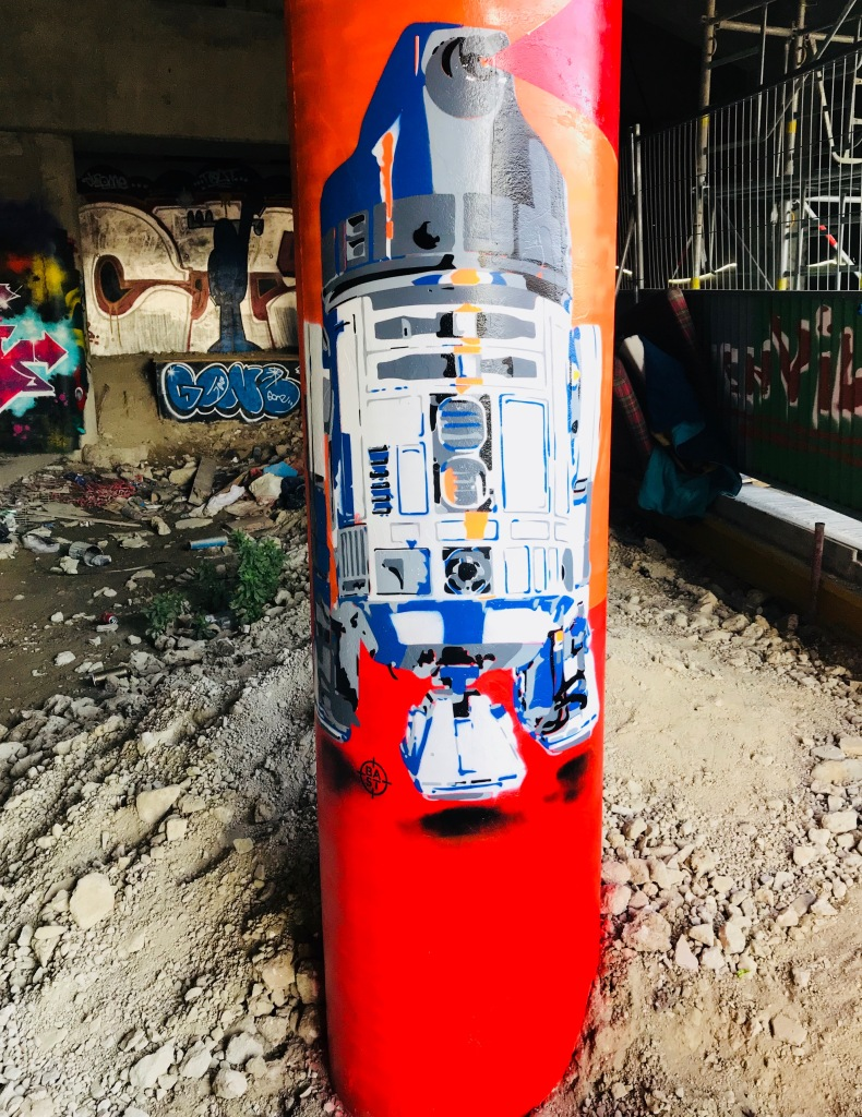 We Need Art D2-RCAP Paris XIII 2018 face TOP